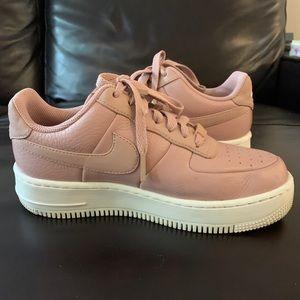 Platform Nike Air Force 1